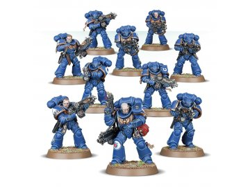 warhammer 40000 space marine primaris intercessors