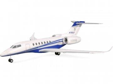 E-Flite E-flite Cessna Citation 0.64m SAFE Select BNF Basic EFLU6350