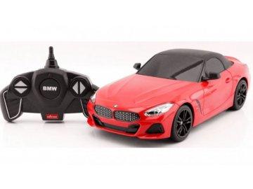 Rastar: BMW Z4 1:18 2,4 GHz RTR - červené
