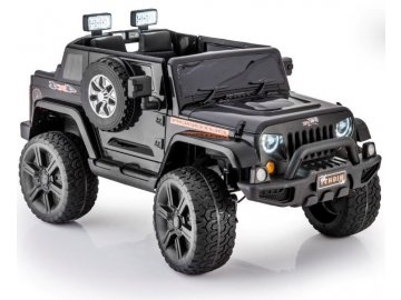 pol pl Auto na Akumulator Jeep HL1668 4x4 Czarny 1828 7