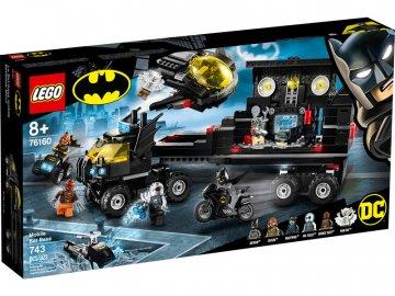 LEGO Super Heroes - Mobilní základna Batmana LEGO76160