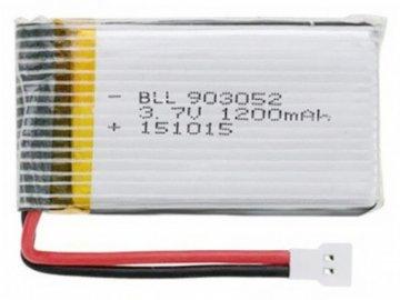 1200mAh 3.7V LiPo batéria