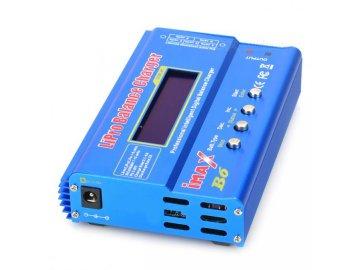 Rýchlonabíjačka Imax B6 80W 6A + adaptér