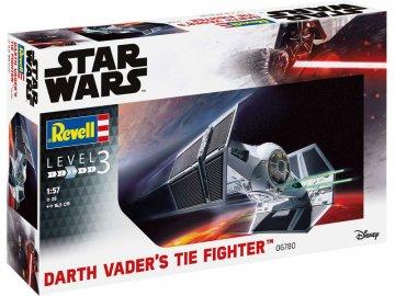 Revell SW Darth Vader's TIE Fighter (1:57) (sada) RVL66780