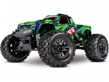 Traxxas Hoss 1:10 VXL 4WD TQi RTR TRA90076-4-GRN