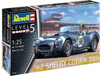 Revell AC Cobra 289 (1:25) (sada) RVL67669