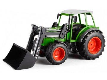 Traktor s nakladačom