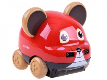 eng pl Cute tracker Remote control mouse interactive toy ZA3362 15465 8