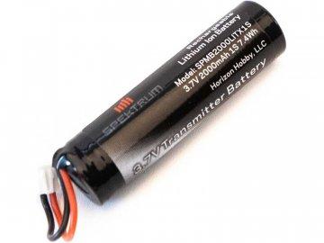 Spektrum baterie vysílače LiIon 3.7V 2000mAh: NX6,NX8 SPMB2000LITX1S