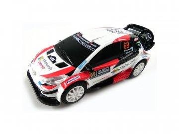 WRC Toyota Yaris Rovanpera 2020 1:43 WRC91205