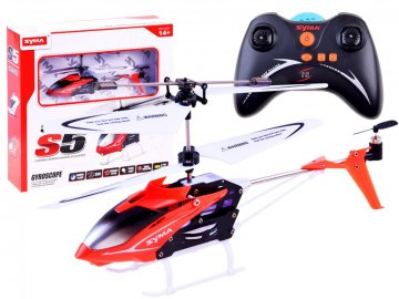 eng pl Syma Helicopter S5 Speed 3 channel remote control RC0263 10027 1