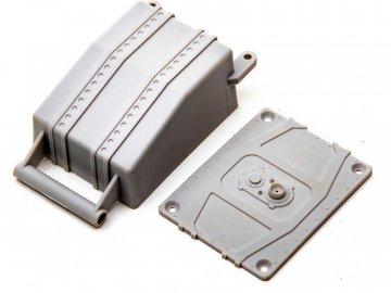 Axial matice nádrže šedá: RBX10 AXI231040
