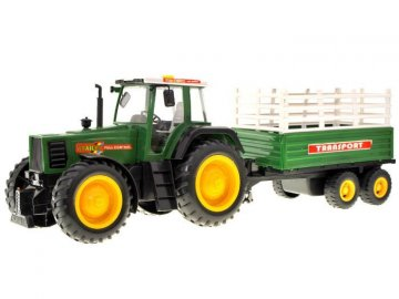 eng pl Tractor trailer r c FARMER trailer RC0384 12327 2