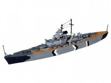 Revell Bismarck (1:1200) RVL05802