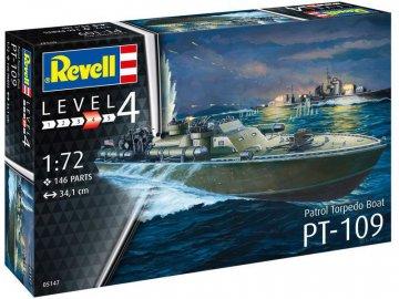 Revell Elco PT-109 (1:72) RVL65147