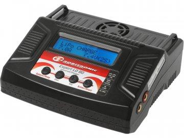 Robitronic nabíječ Expert LD 80 80W AC/DC R01015