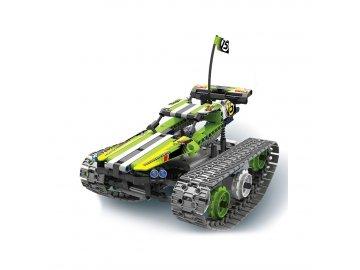 STUNT CAR RC stavebnica 3v1 Mechanical Master 2.4G, auto / robot /  mechanické prevody