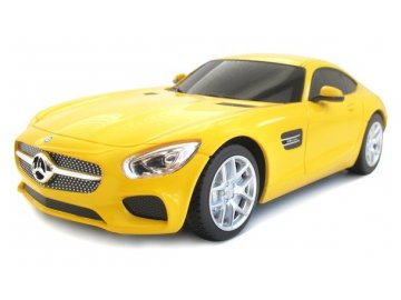 Rastar RC Mercedes-AMG GT 1:24 RTR žltý