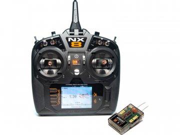 Spektrum NX8 DSMX, AR8020T SPM8200EU