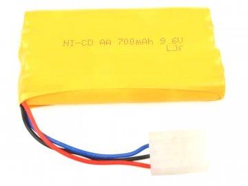 9,6 V batéria 700 mAh