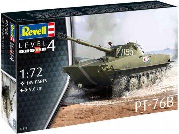 Revell PT-76B (1:72) RVL03314