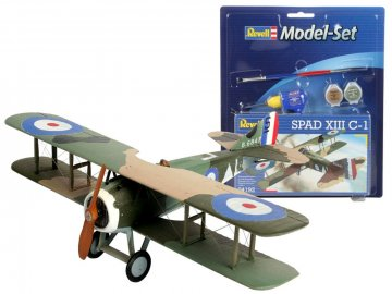 Revell Aircraft model SPAD XIII C-1 1:72