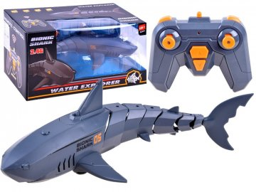 Žralok na diaľkové ovládanie