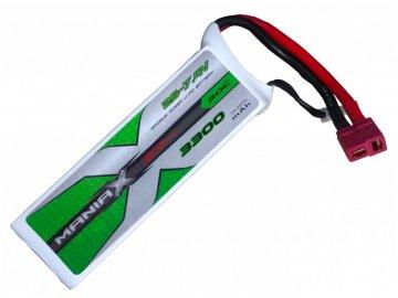Batéria ManiaX: 3300mAh 7.4V 30C ECO ManiaX