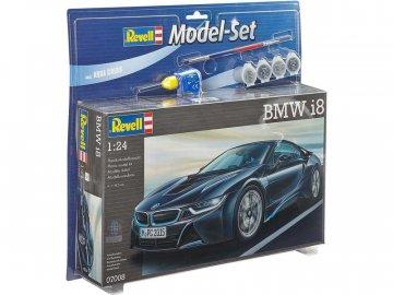 Revell BMW i8 (1:24) (sada) RVL67008