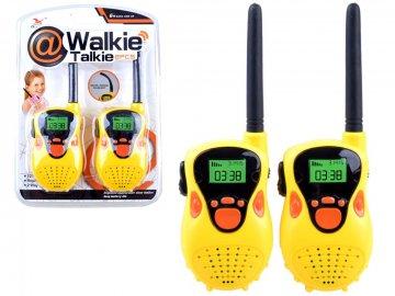 walkie talkie vysielacky