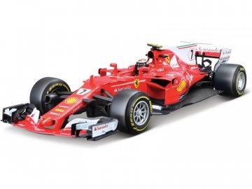 Bburago Ferrari SF70-H 1:18 #7 Raikkonen BB18-16805R