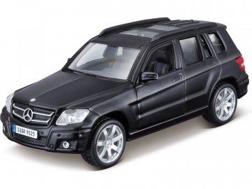 Bburago Mercedes-Benz GLK-Class 1:32 černá BB18-43016B