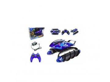 Obojživelník- modrý maskáč RTR sada