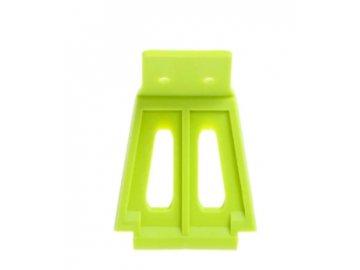 Rám proti kolízii pre Piesočnú buggy- zelené plastové simulačné prvky absorpcie nárazov karosérie