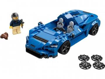 LEGO Speed Champions - McLaren Elva LEGO76902