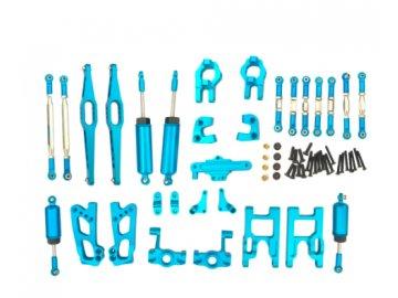 Sada kovových upgradovacích dielov WLtoys 12428 sa hodí pre RC auto FY-01/02/03 1/12 5