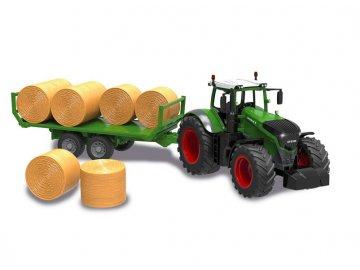Double Eagle: Poľnohospodársky traktor RTR 1:10 2,4 GHz RTR