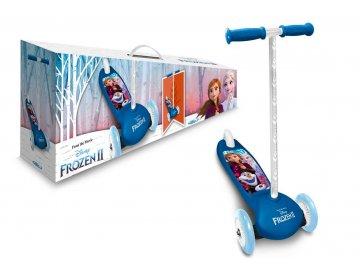 Kolobežka 3 kolesová Frozen
