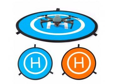 Jednoduchá pristávacia plocha pre drony 75cm