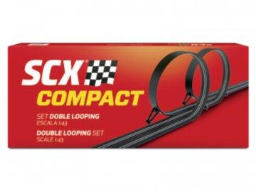 SCX Compact - Dvojitý looping sada SCXC10380X100
