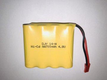 Náhradná batéria 700mAh 4,8V