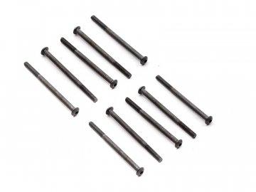 Axial šroub imbus M3x45mm (34mm) (10) AXI235233