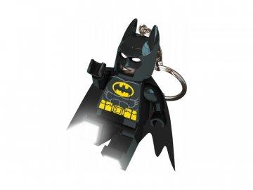 LEGO Licence LEGO svítící klíčenka - Super Heroes Batman LGL-KE26