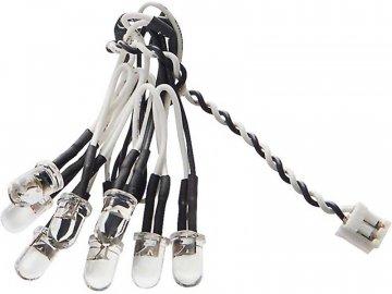 Axial LED osvětlení 8x bílá AXIC1098