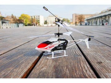 Syma RC Vrtuľník S5 - biela