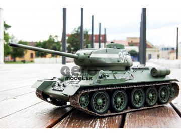 Infra tank  T-34/85 Russian v mierke 1:16