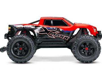 Traxxas X Maxx 8S 4WD TQi RTR červená 1:5