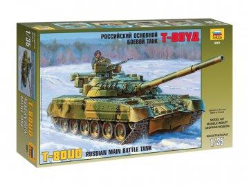 Zvezda ruský tank T-80UD (1:35) ZV-3591