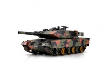 German LEOPARD II A5 RC tank 1:24 BB+IR