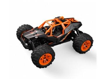 DF Fun-Racer 4WD, 1:14, 2,4 GHz, rýchlosť 3-35 km / h, RTR, oranžový